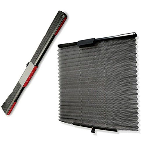 CAR CURTAIN AUTOMATIC SIDE WINDOW SUN SHADE(GREY) FOR SKODA RAPID