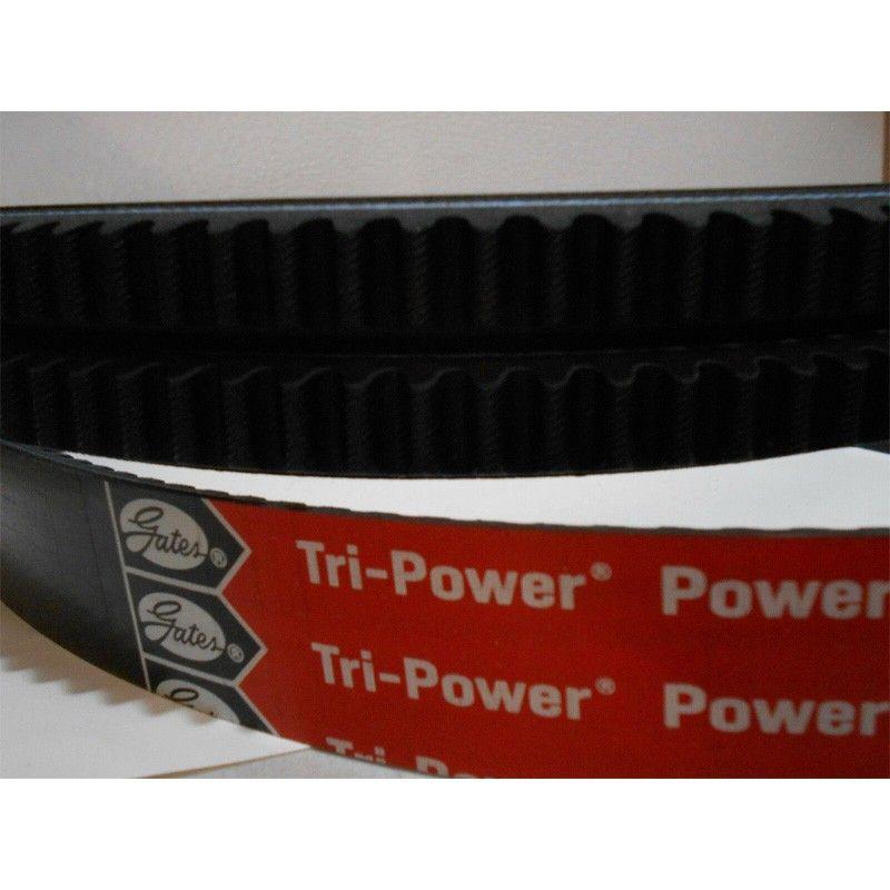 2/Bx86 Tri-Power Powerband Belt Volvo Bus Air Condition Compressor Belt 9098-2086In