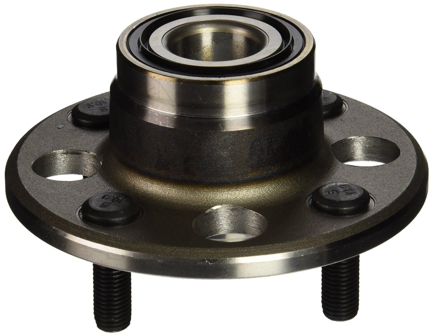 REAR WHEEL HUB and BEARING WITH ABS FOR SKODA RAPID