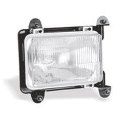 HEADLIGHT ASSY FOR  TATA SUMO DELUXE RIGHT (P43 TYPE BULB HOLDER )