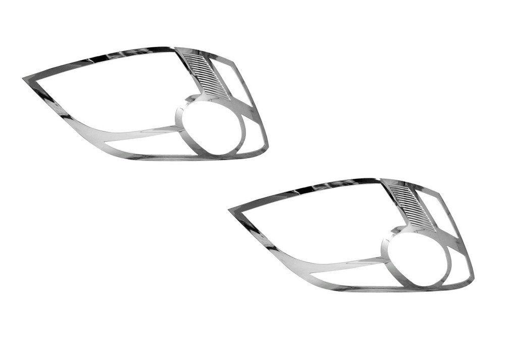 HEAD LAMP MOULDINGS FOR MARUTI WAGON R TYPE IV (SET OF 2PCS)
