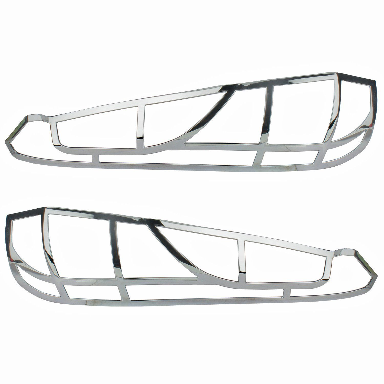 TAIL LAMP MOULDINGS FOR FORD FIGO (SET OF 2PCS)