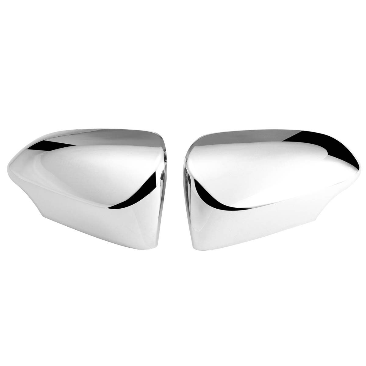 SIDE MIRROR COVERS FOR FORD FIGO (SET OF 2PCS)