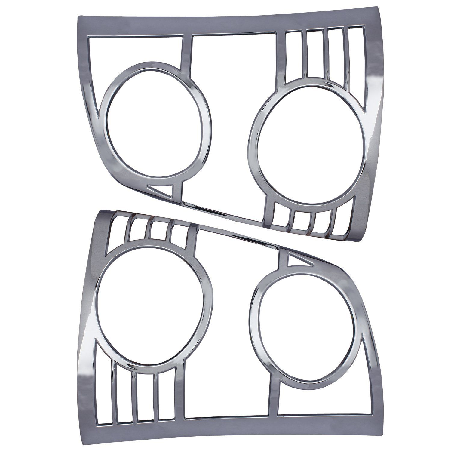 TAIL LAMP MOULDINGS FOR TOYOTA INNOVA TYPE III & IV (SET OF 2PCS)