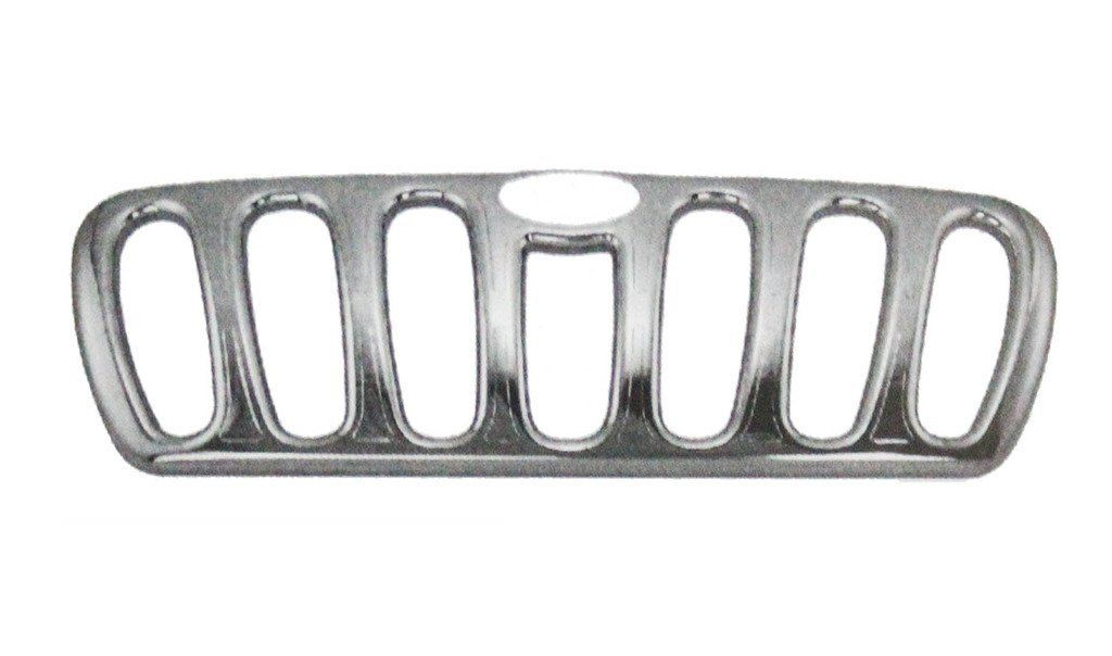 FRONT GRILL COVERS FOR MAHINDRA SCORPIO TYPE I & II