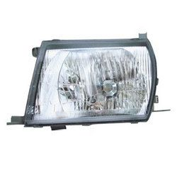 DEPON HEADLIGHT ASSY FOR TOYOTA QUALIS TYPE I (LEFT)