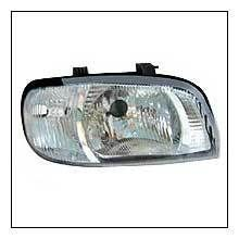 MINDA HEAD LIGHT ASSY  WITHOUT MOTOR (LEFT) FOR ALTO TYPE II
