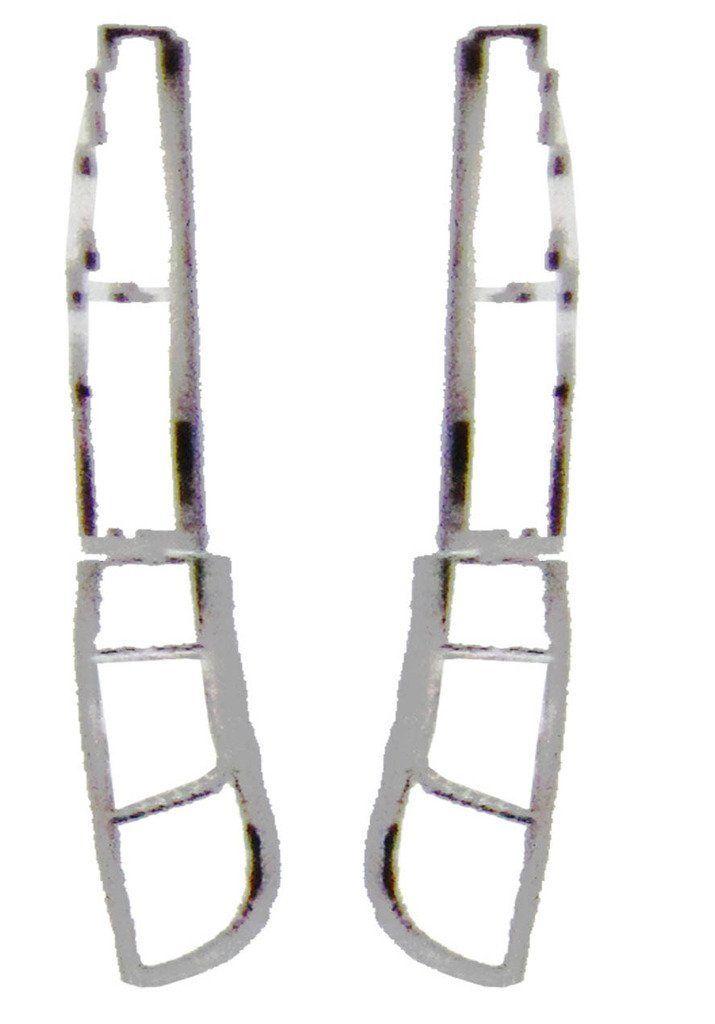 TAIL LAMP MOULDINGS FOR TATA INDICA VISTA (SET OF 2PCS)