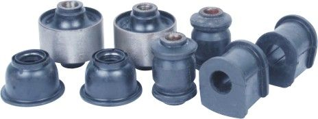 FRONT SUSPENSION BUSHING KIT FOR HYUNDAI ACCENT (SET OF 6)