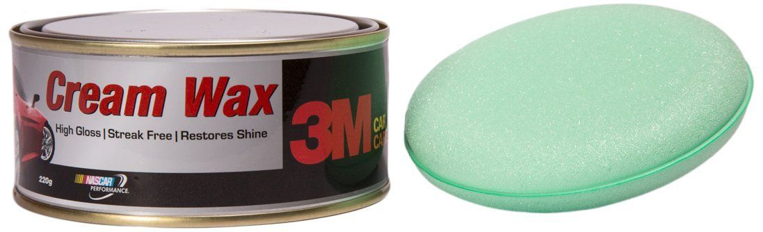 3M Car Care Cream Wax