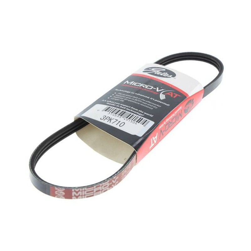 3Pk710 Micro V Epdm Belt