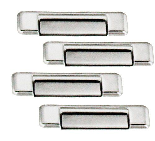 CAR CHROME OUTER HANDLE/CATCH COVERS FOR TATA SUMO SPACIO (SET OF 4PCS)