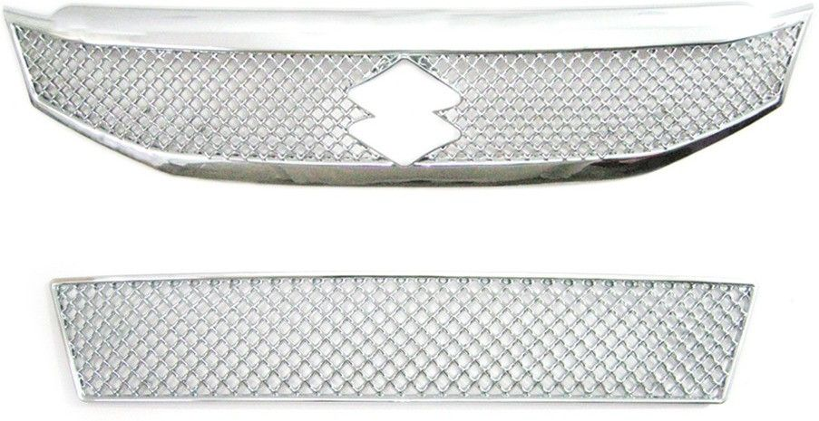 FRONT GRILL COVERS FOR MARUTI ALTO (UPPER + LOWER)