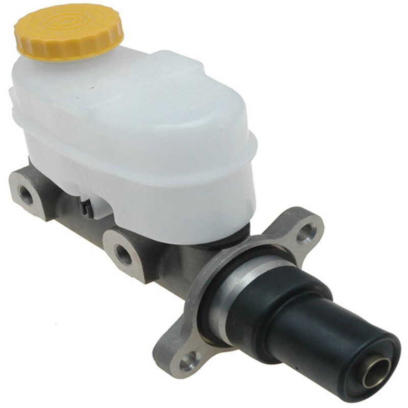 Brake Master Cylinder Assembly For Tata Bolt With Clutch Port With Bottle