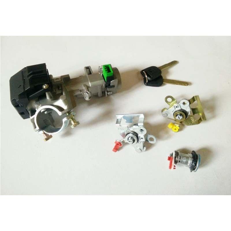 Door Lock Set For Honda Brio (Set Of 4Pcs)
