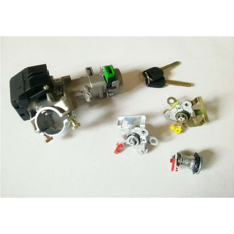 Door Lock Set For Honda City Type 7 (Idtec) (Set Of 4Pcs)
