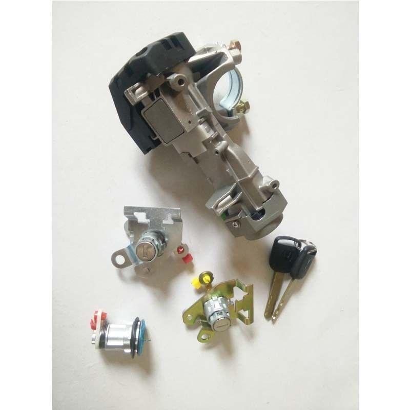 Door Lock Set For Honda City Type III (Set Of 4Pcs)
