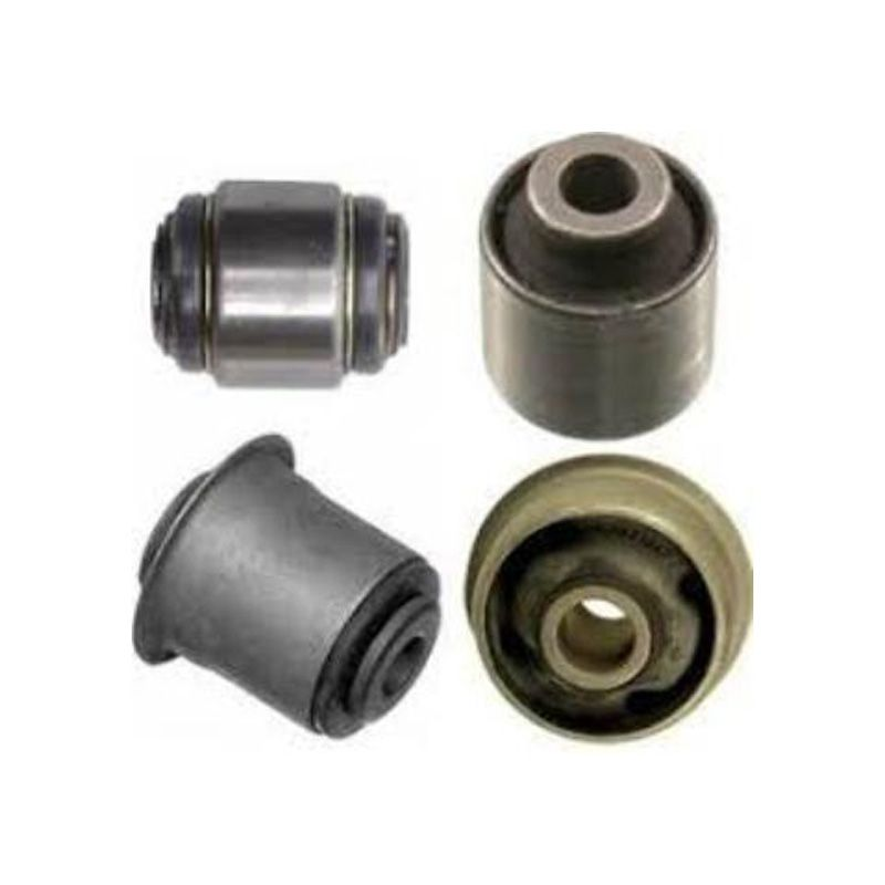 Front Shock Absorber Bush Lower With Pin Open Type For Mahindra Bolero (Set Of 2Pcs)