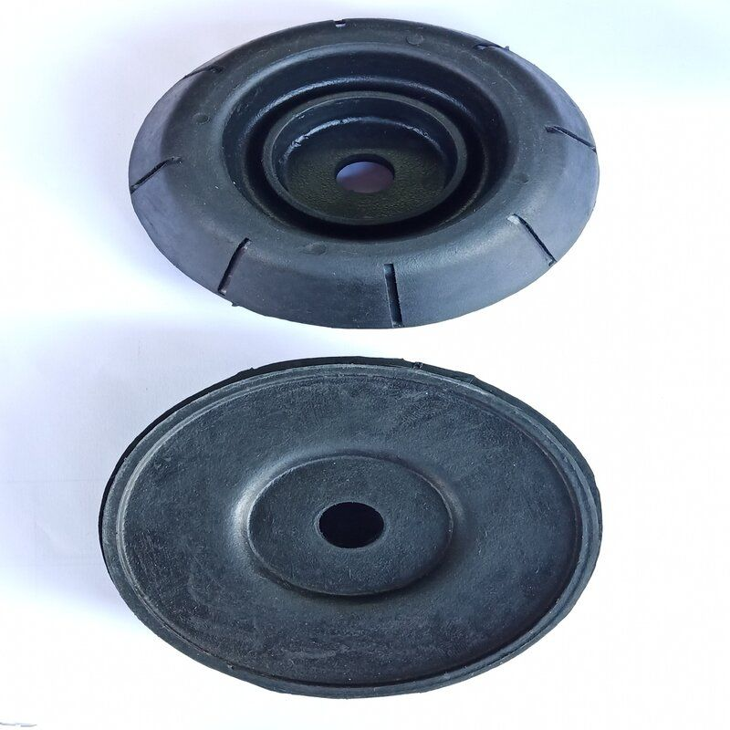 Front Stud Strut Mount Rubber For Maruti Wagon R (Set Of 2Pcs)