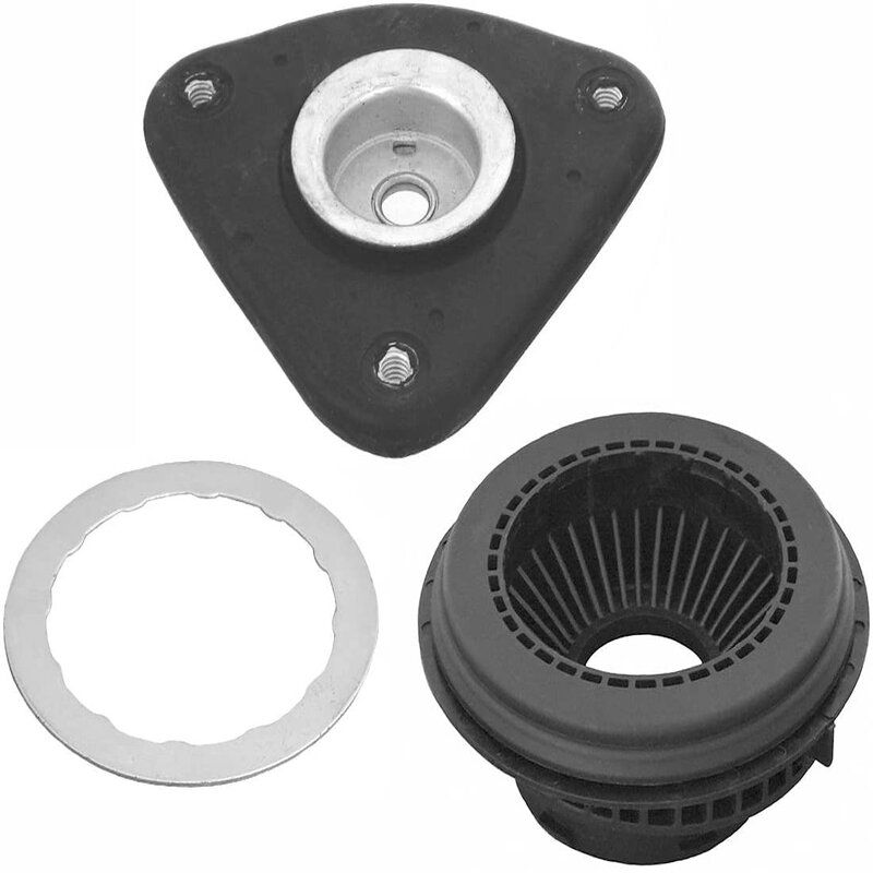 Front Stud Strut Mount With Bearing Assembly And Bracket For Chevrolet Beat (Set Of 2Pcs)