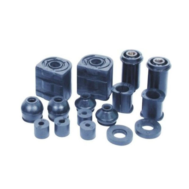 Front Suspension Bushing Kit For Mitsubishi Lancer 1999-2010 Model (Set Of 14Pcs)