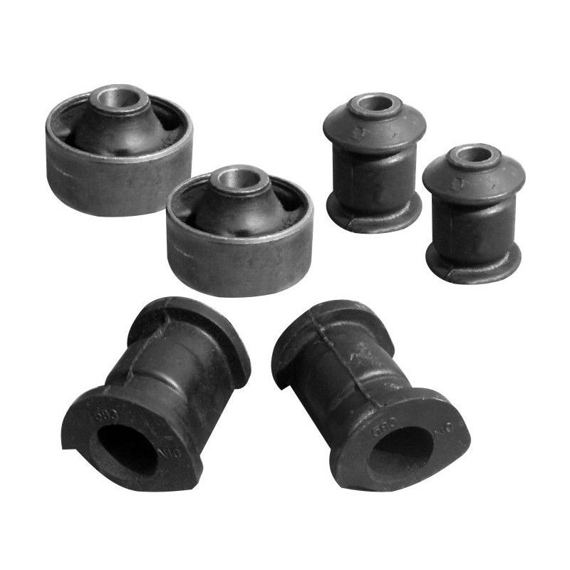 Front Suspension Bushing Kit For Toyota Etios Liva (Set Of 6Pcs)