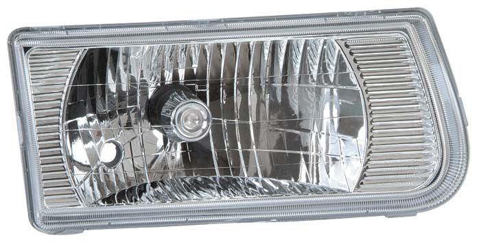DEPON HEADLIGHT ASSY FOR CHEVROLET TAVERA (RIGHT) TILL 2009 MODEL