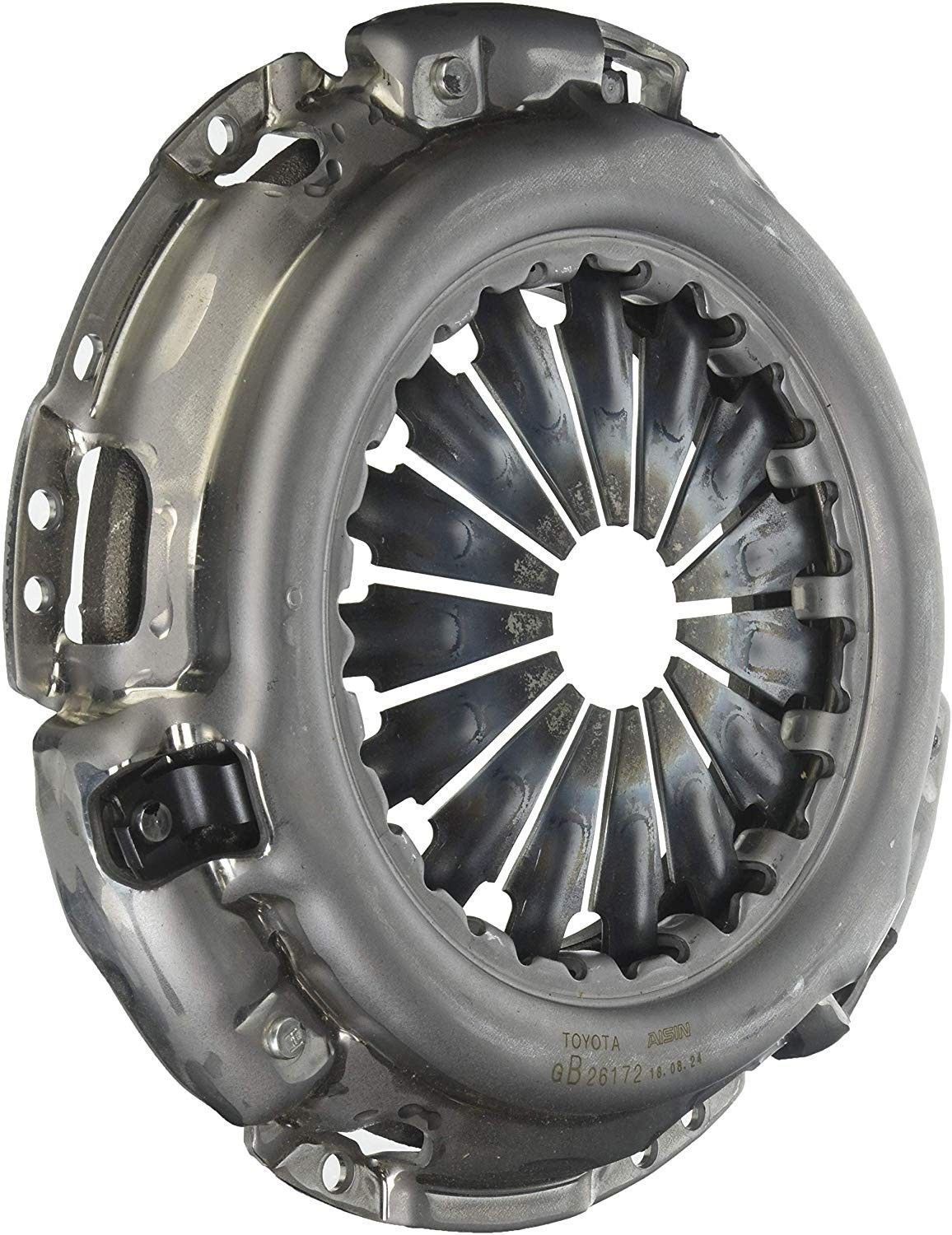 Luk Clutch Pressure Plate For Ashok Leyland Hino 110 & 130 PS Engines Diaphram Type Low Clamp Load 355 - 1350280100