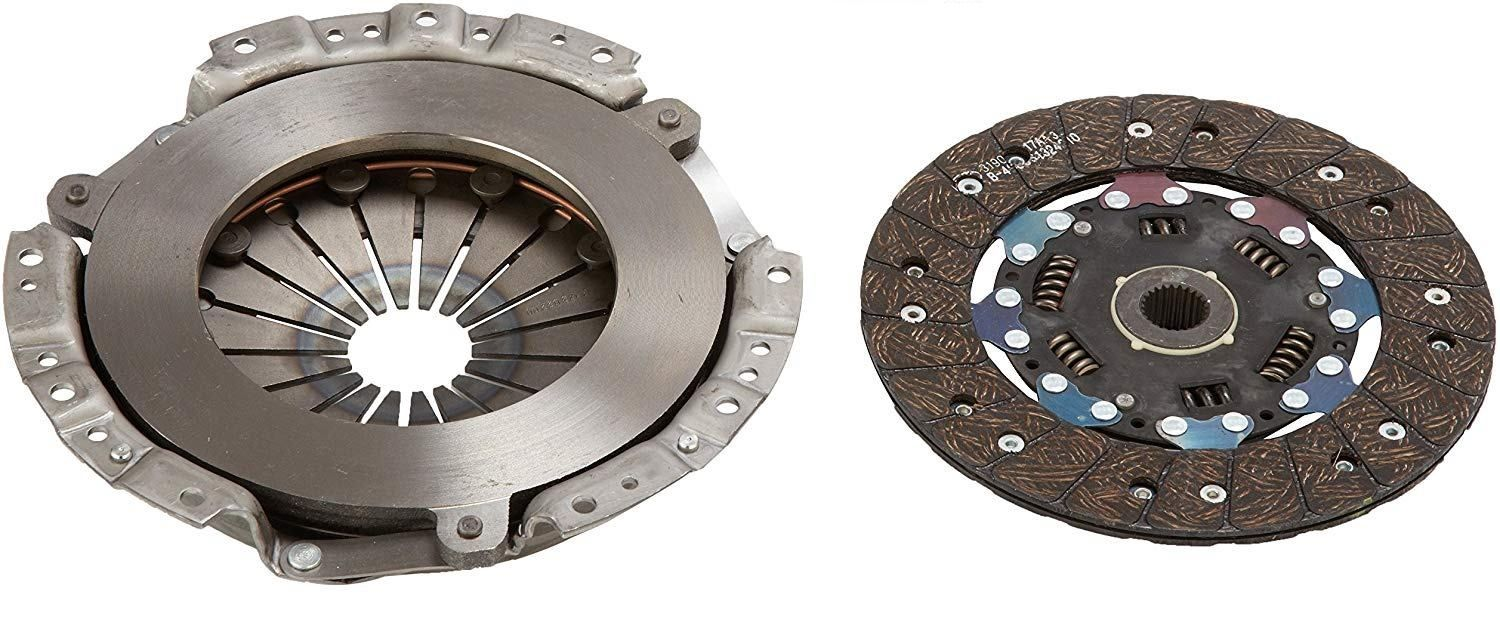 Luk Clutch Set For Skoda Rapid 1.6 Diesel