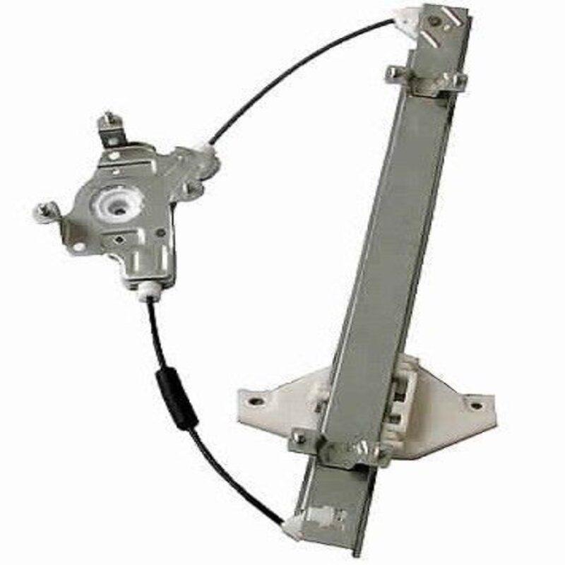 Power Window Winder Regulator Machine/Lifter For Ford Fiesta Front Left Plastic Slider 33 Teeth