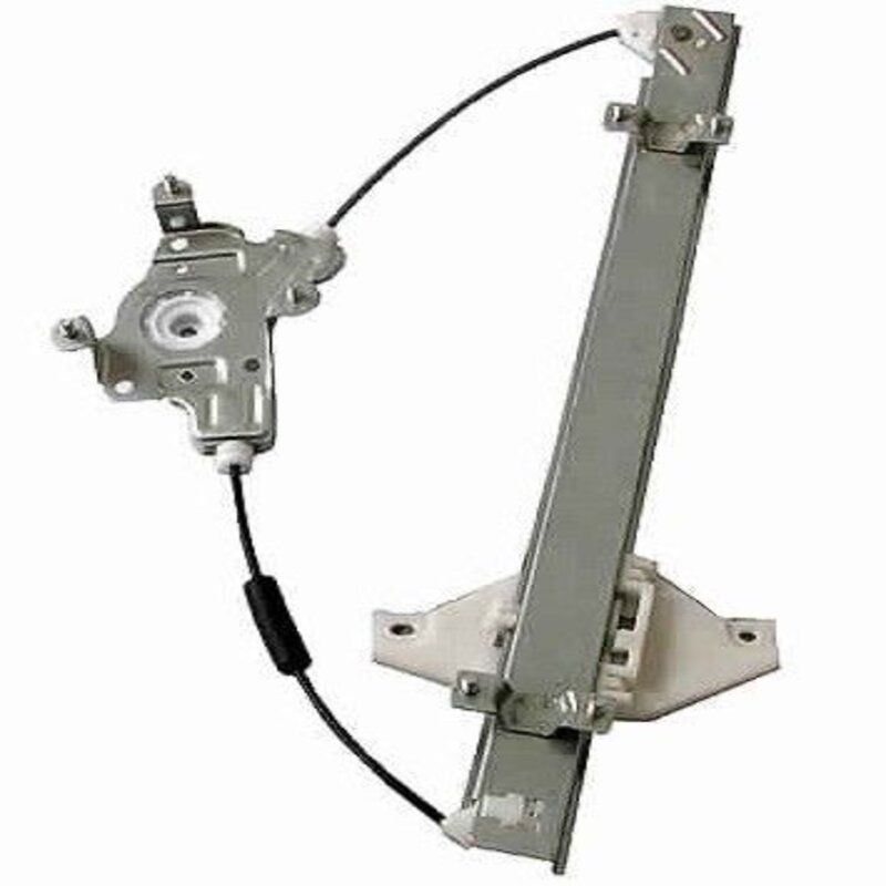 Power Window Winder Regulator Machine/Lifter For Ford Fiesta Front Right Plastic Slider 33 Teeth