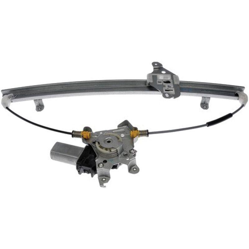 Power Window Winder Regulator Machine/Lifter With Motor For Hyundai Accent Rear Left