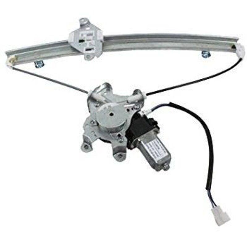 Power Window Winder Regulator Machine/Lifter With Motor For Tata Indica Cs Rear Right Metal Slider