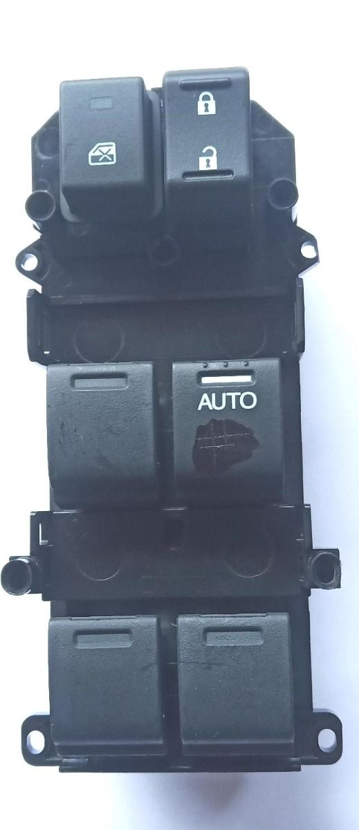POWER WINDOW SWITCH FOR HONDA CITY TYPE VII(I-DTEC) MASTER(FRONT RIGHT) 21 PIN