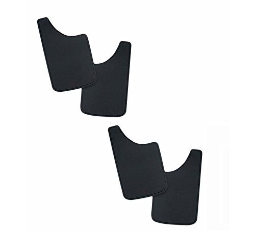 PVC MUDFLAP/RUBBER MUDFLAP FOR MARUTI ZEN TYPE I / II (SET OF 4PCS)