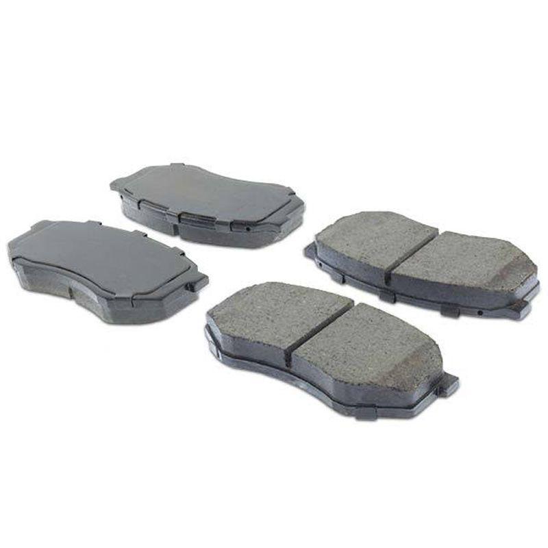 Rear Brake Pads For Chevrolet Captiva