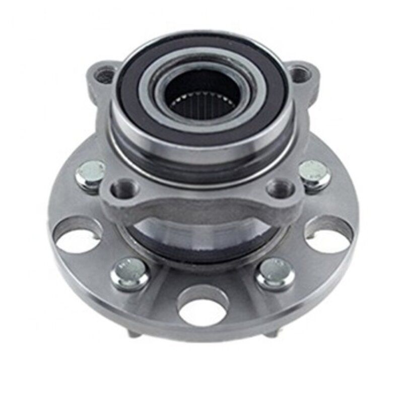 Rear Wheel Bearing With Hub For Tata Zest