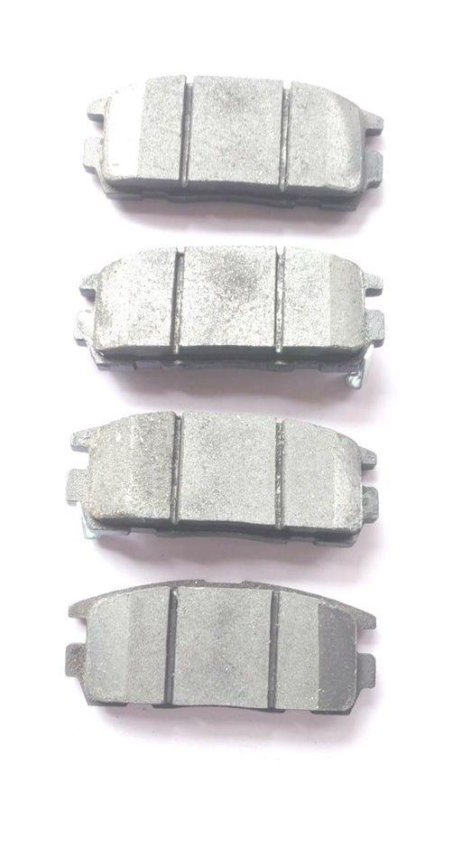 Rear Brake Pads For Chevrolet Captiva (Set of 4Pcs)