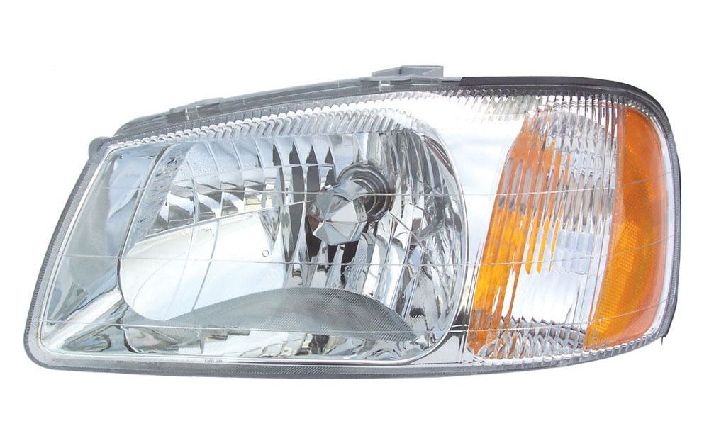 DEPON HEADLIGHT ASSY FOR HYUNDAI ACCENT TYPE II (LEFT)