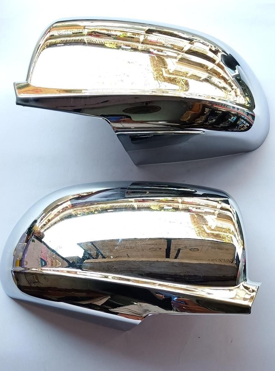 SIDE MIRROR COVERS FOR HYUNDAI i10 TYPE II (SET OF 2PCS)