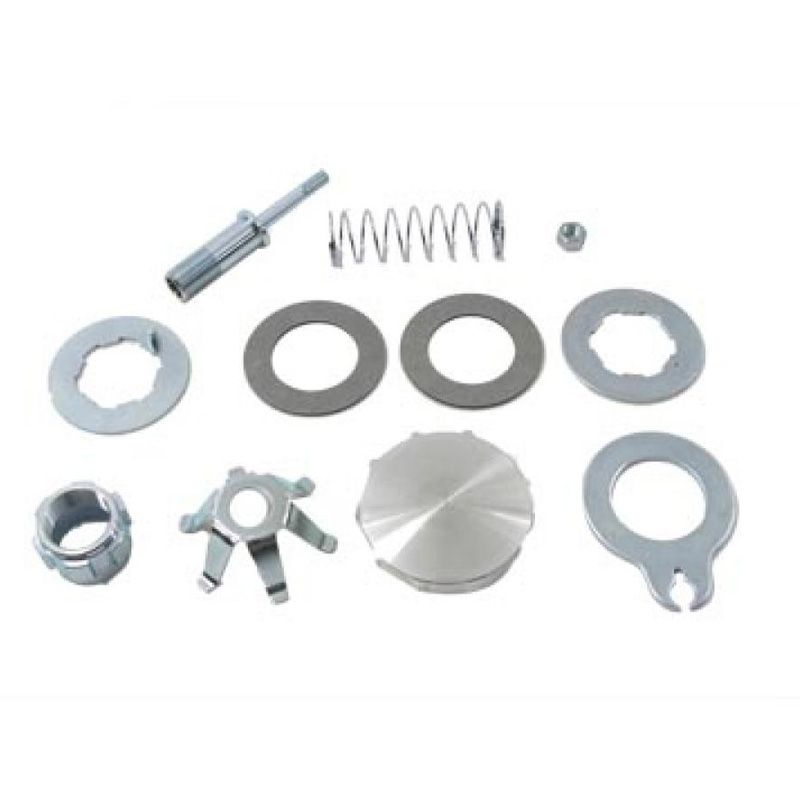 Steering Damper Kit For Maruti 1000 Aluminium Nut