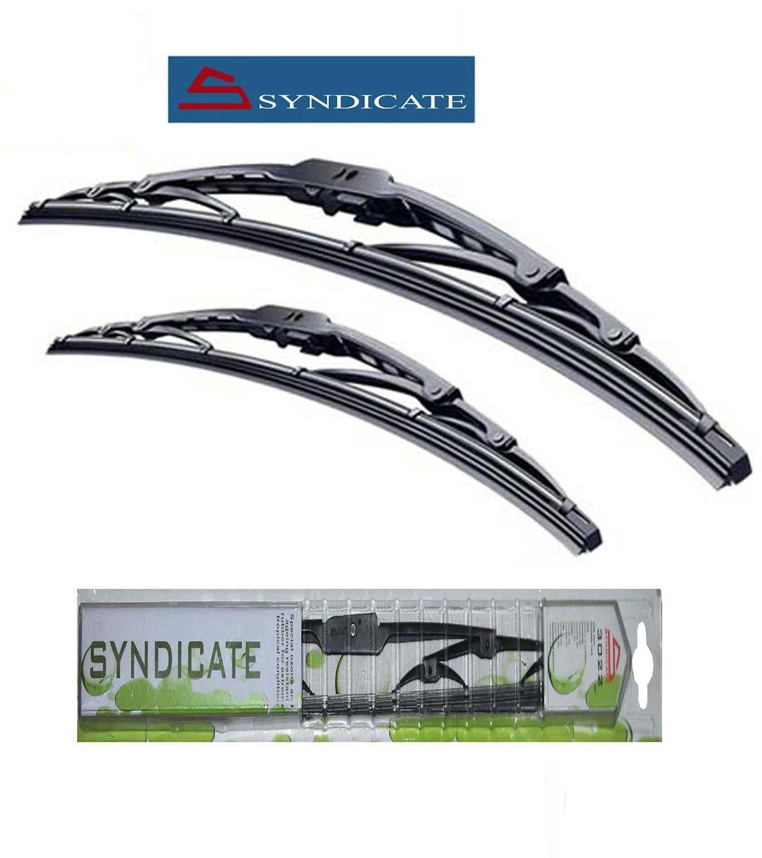 Syndicate Ford Ikon 9mm Wiper Blade U Hook Type 475 Mm 475 Mm