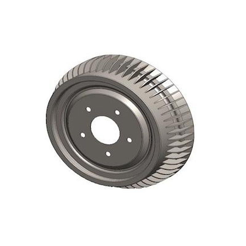 Vir Brake Drum For Mahindra Maxximo Crde