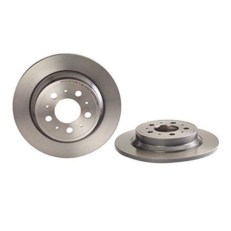 Vir Vtech Brake Disc Rotor For Mahindra Bolero Crdi Left