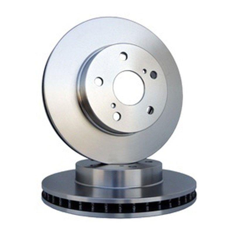 Vir Vtech Brake Disc Rotor For Volkswagen Polo (Set Of 2Pcs)