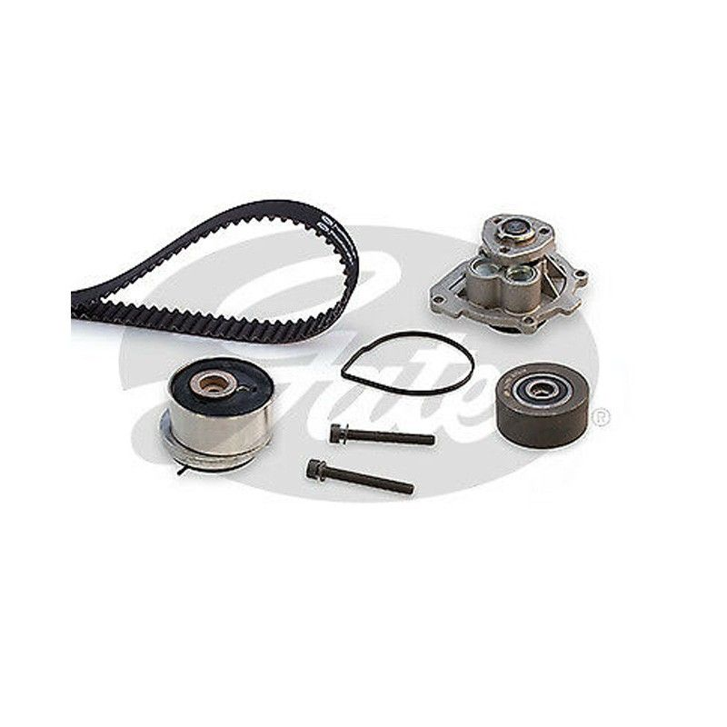 Water Pump Kit (7Pk1516 + Tensioner + Water Pump) Toyota Innova 2.5 L 4 Cyl Diesel