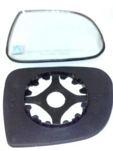 MANTRA-CONVEX MIRROR PLATES (SUB MIRROR PLATES) FOR FIAT PALIO RIGHT SIDE