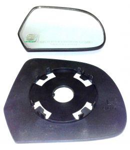 MANTRA-CONVEX MIRROR PLATES (SUB MIRROR PLATES) FOR FIAT LINEA RIGHT SIDE