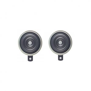 12V K95 Fusion Horn For Toyota Etios Platinum (Set Of 2Pcs)