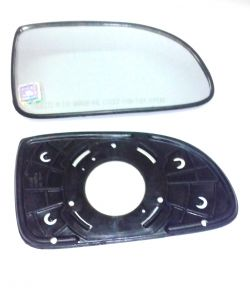 MANTRA-CONVEX MIRROR PLATES (SUB MIRROR PLATES) FOR VOLKSWAGEN POLO RIGHT SIDE